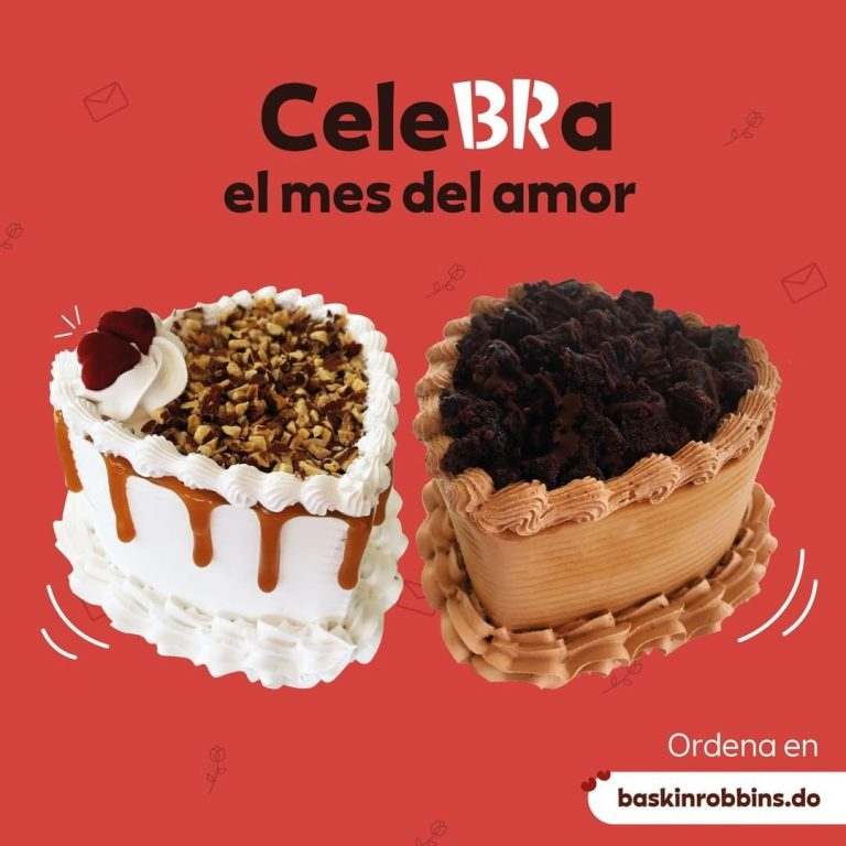 Baskin Robbins: Celebra